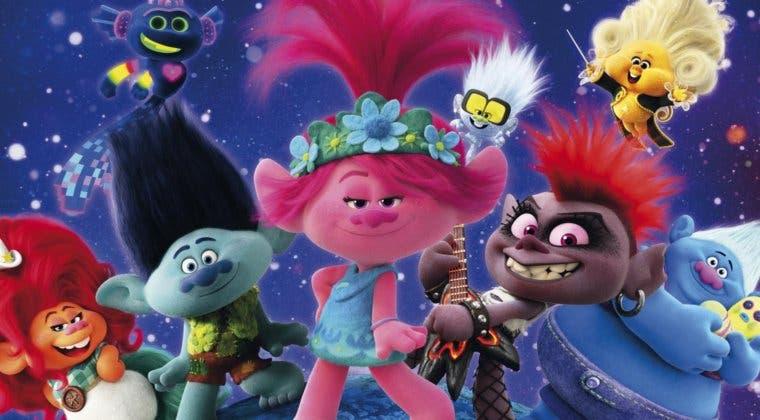 Imagen de Trolls 2: Gira Mundial se convierte en el mejor estreno digital de la historia, según Universal