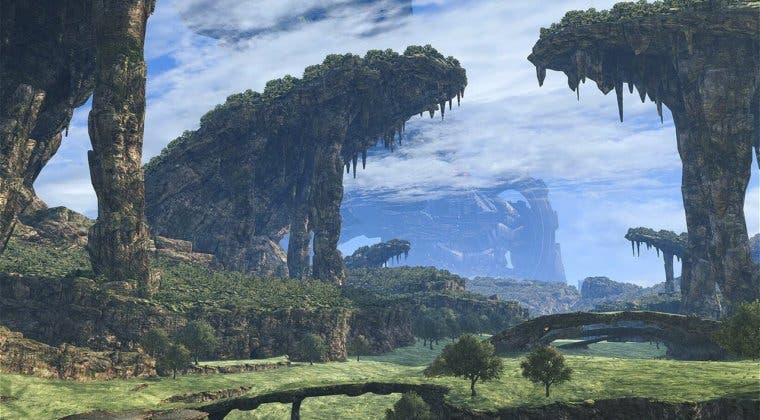 Imagen de Xenoblade Chronicles: Definitive Edition lanza increíbles capturas de sus entornos remasterizados