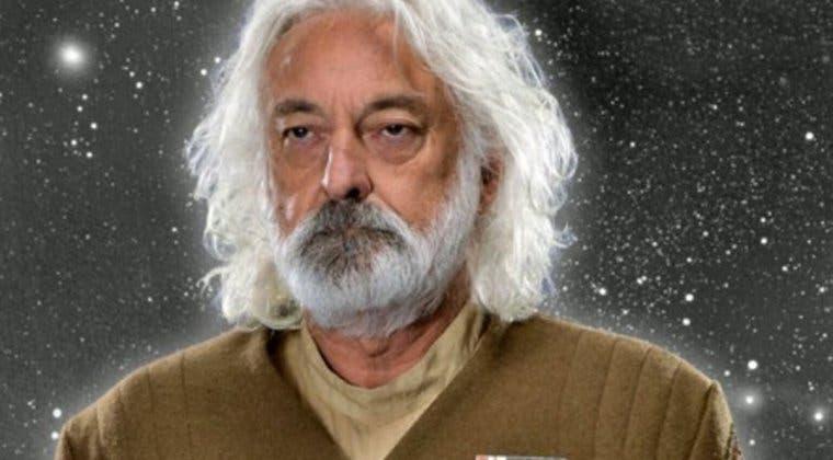 Imagen de Star Wars: muere Andrew Jack, de 76 años de edad, a causa del coronavirus