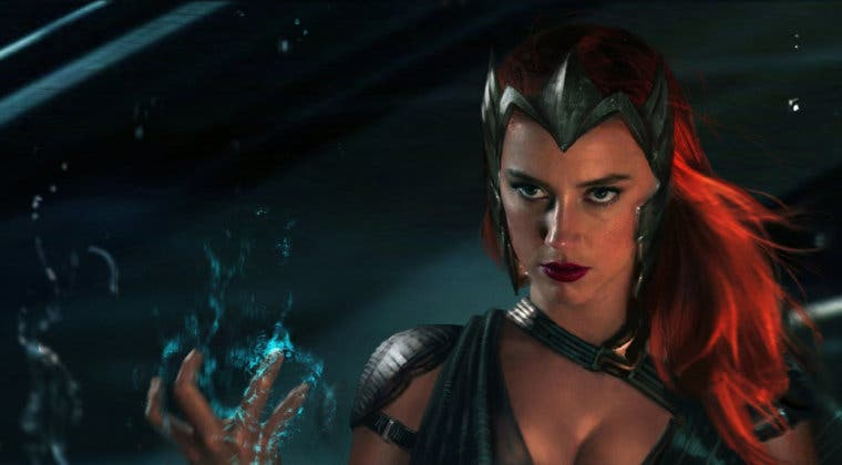 Imagen de Polémica por este tweet de la cuenta de Aquaman sobre Amber Heard