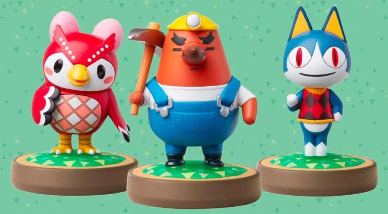 Imagen de Animal Crossing: New Horizons - Cómo escoger a tus vecinos con las tarjetas y figuras amiibo