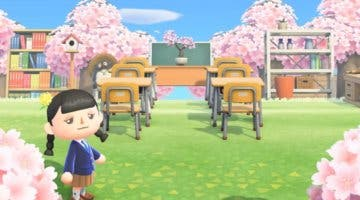Imagen de Animal Crossing: New Horizons - Cómo conseguir pétalos de cerezo y para qué sirven