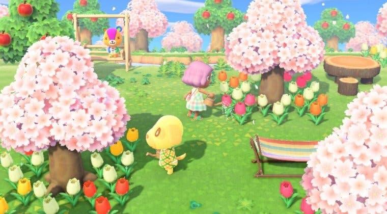 Imagen de Animal Crossing: New Horizons - Todas las flores híbridas y cómo conseguirlas