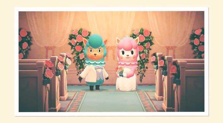 Imagen de Animal Crossing: New Horizons - Guía de la Temporada de Bodas (fecha, objetivos y recompensas)