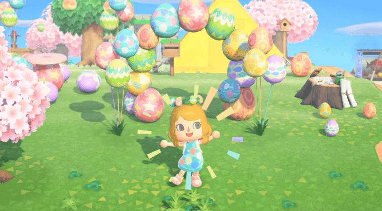 Imagen de Animal Crossing: New Horizons - Cómo 'farmear' huevos de Pascua