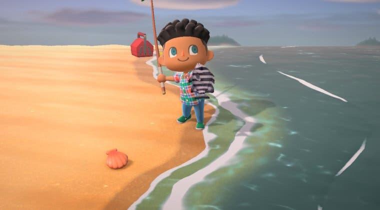 Imagen de Animal Crossing: New Horizons - Todos los peces que podrás pescar en mayo (con lugar y hora)