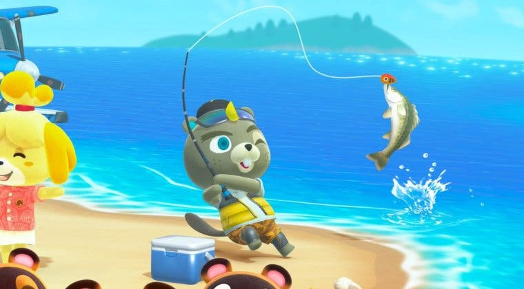 Imagen de Animal Crossing: New Horizons sigue intratable en la lista de ventas del Reino Unido