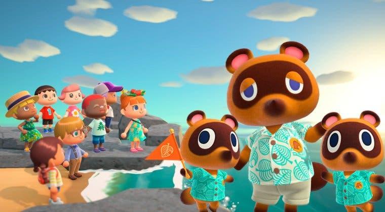 Imagen de Animal Crossing: New Horizons logra las mayores ventas de un videojuego en Japón desde 2014