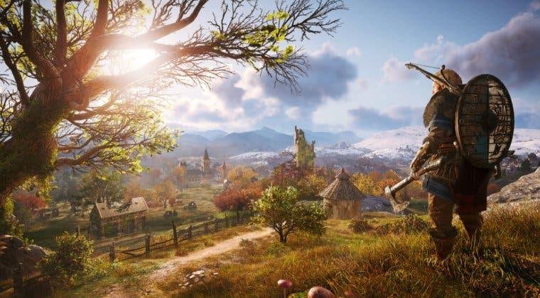 Imagen de El mapa de Assassin's Creed Valhalla es más grande que en Odyssey
