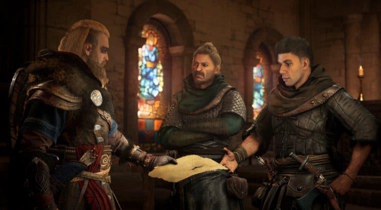 Imagen de Assassin's Creed Valhalla hará de puente argumental entre anteriores entregas de la saga