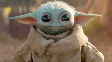 Imagen de Compra online un peluche de Baby Yoda y el resultado es espantoso