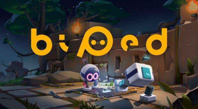 Imagen de La aventura cooperativa Biped confirma su fecha de salida en PS4