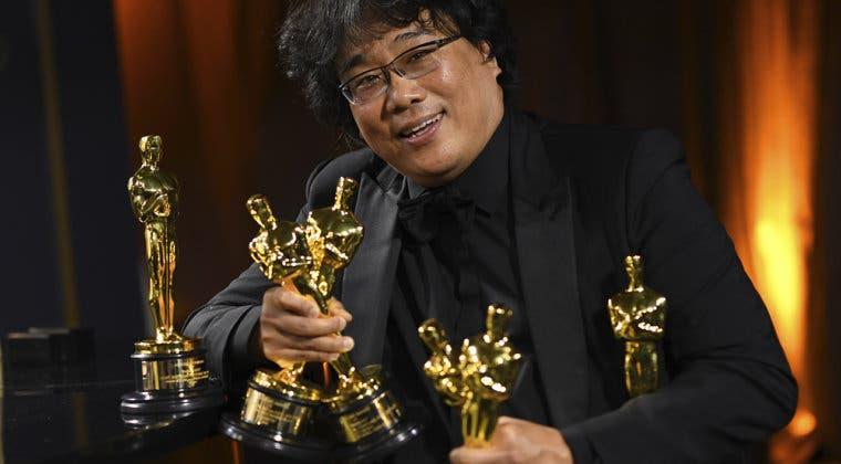 Imagen de Bong Joon-ho, director de Parasitos, cree que el Covid ha demostrado que el cine prevalecerá