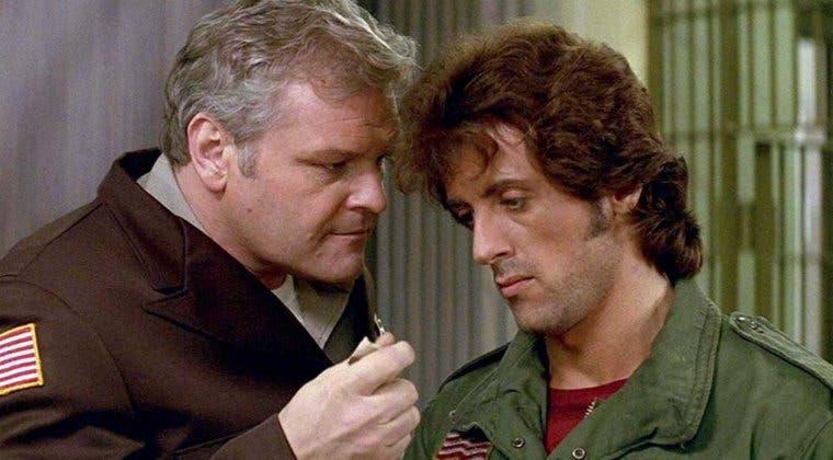 Imagen de Fallece Brian Dennehy, el villano en Rambo