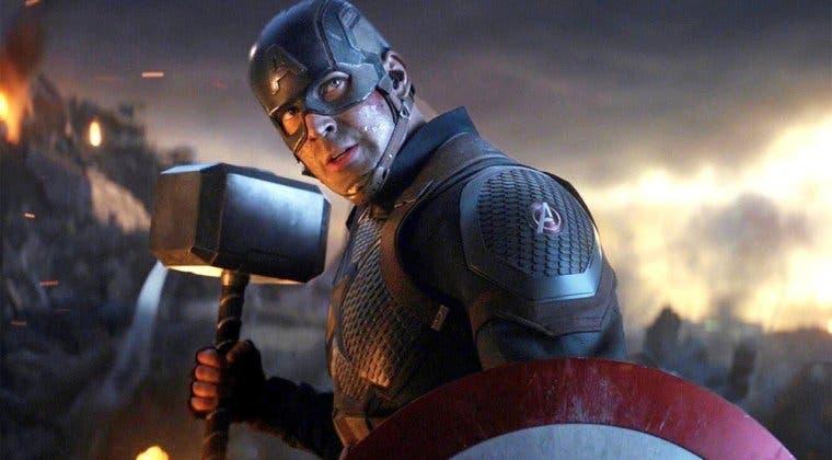 Imagen de Los guionistas de Vengadores: Endgame revelan cuándo se volvió digno el Capitán América