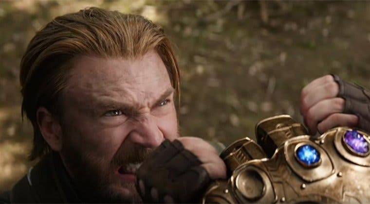 Imagen de Chris Evans recuerda emocionado este momentazo de Capitán América en Vengadores: Endgame