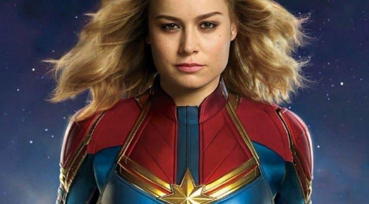 Imagen de Capitana Marvel 2 ya cuenta con fecha de estreno en la Fase 4 del UCM