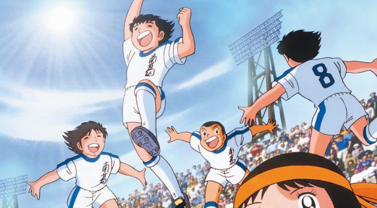 Imagen de Turno de conocer a la Selección de Argentina en Captain Tsubasa: Rise of New Champions