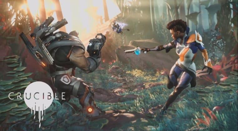 Imagen de Crucible, el battle royale de Amazon Game Studios, confirma su fecha de salida