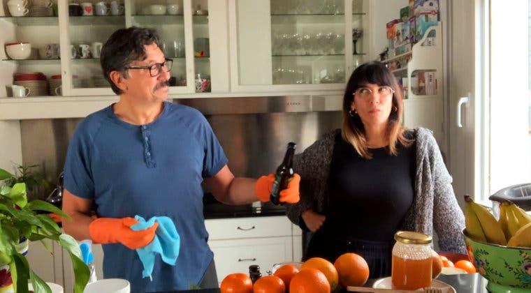 Imagen de TVE estrena una sitcom improvisada: Diarios de la cuarentena