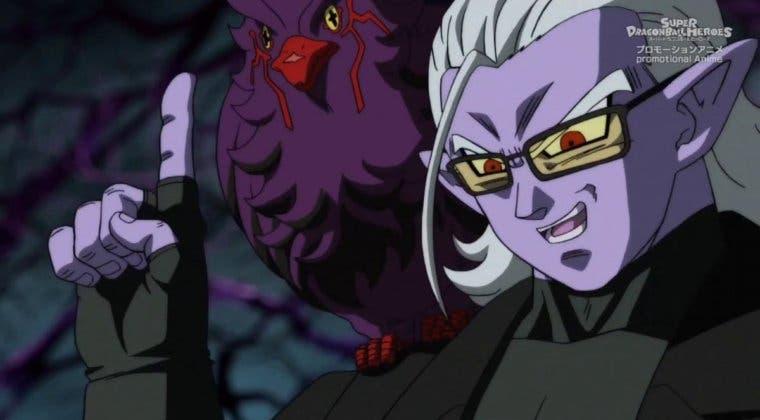 Imagen de Dragon Ball Heroes: Título, sinopsis y ventana de estreno del episodio 23