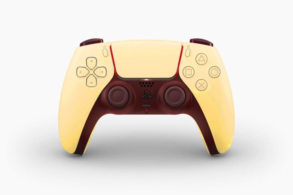 dualsense amarillo