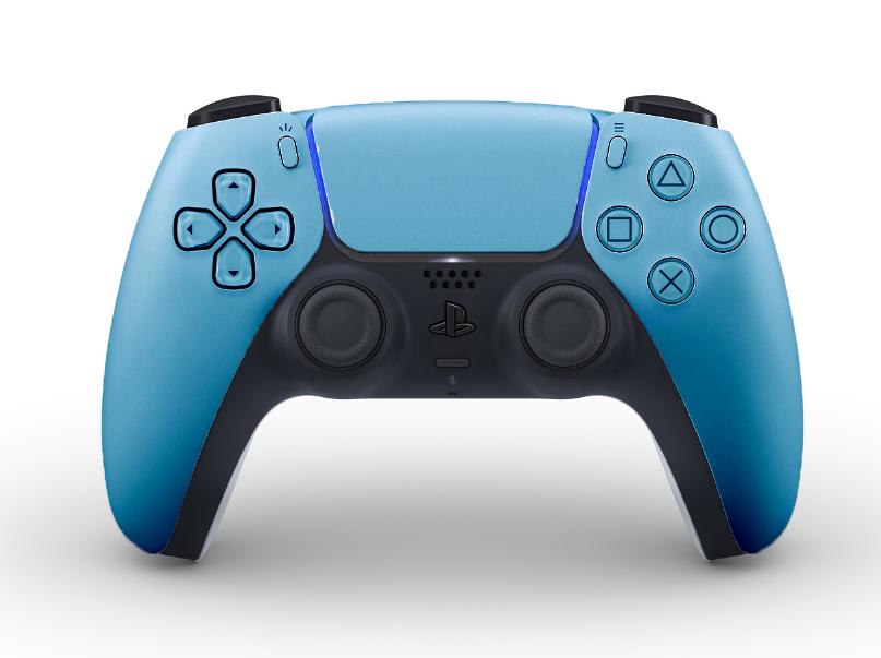 dualsense azul sombreado