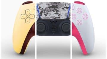 Imagen de Descubre los posibles colores del mando de PS5, el nuevo DualSense