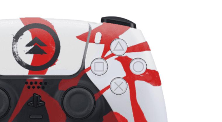 Imagen de Marvel's Spider-man, God of War... imaginan diseños para el DualSense de PS5
