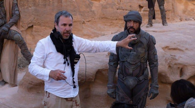 Imagen de Dune: Nuevas e increíbles imágenes de la película de Denis Villeneuve