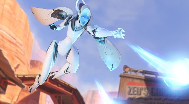 Imagen de Echo, el héroe 32 de Overwatch, llega la semana que viene