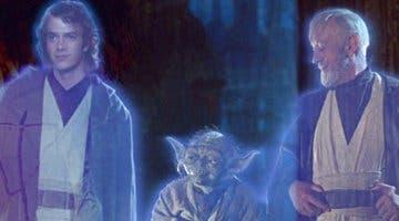 Imagen de Star Wars - El Ascenso de Skywalker: Leia fue entrenada por los fantasmas de Obi-Wan y Yoda