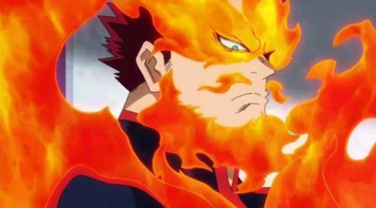 Imagen de Boku no Hero Academia apunta a recibir un manga 'one-shot' centrado en Endeavor
