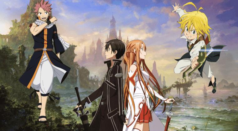 Imagen de Estos son los 10 mejores animes de fantasía