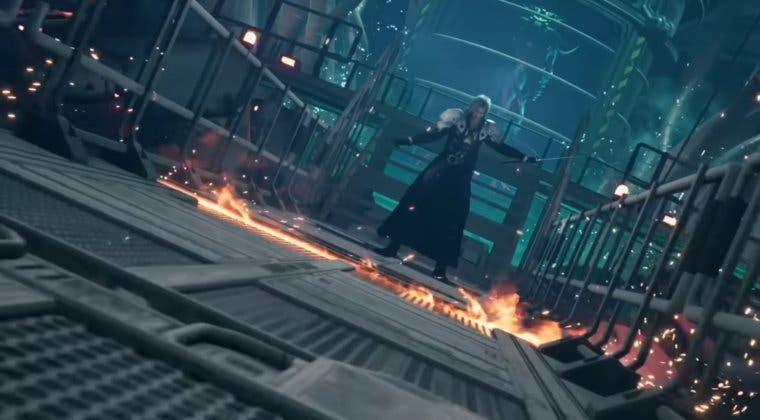 Imagen de Final Fantasy VII Remake muestra gameplay en PC