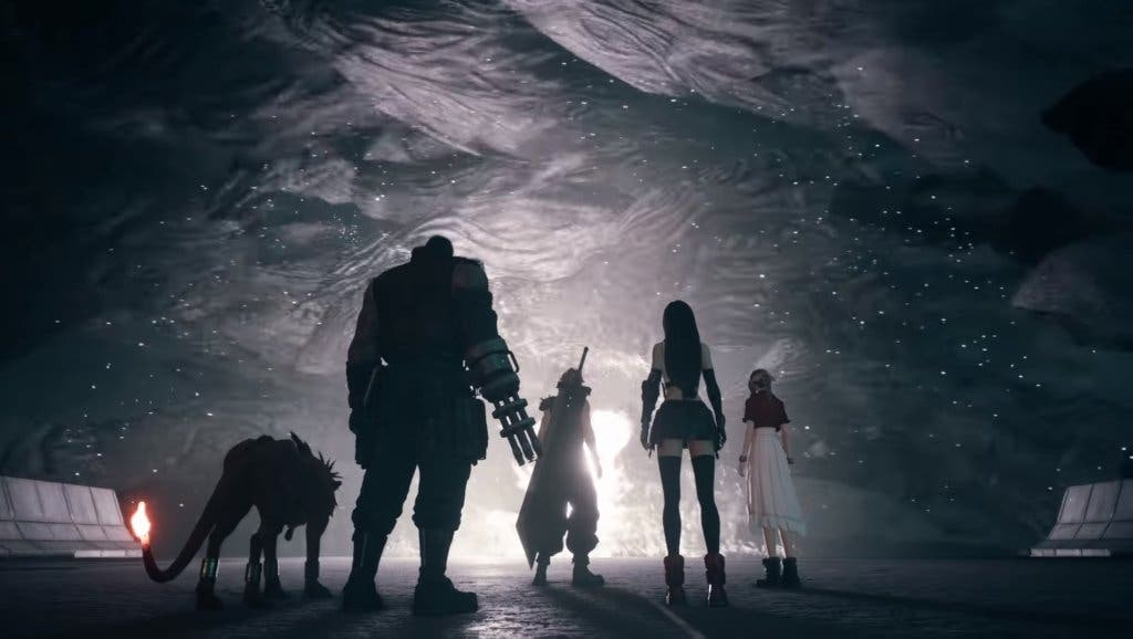 final fantasy vii remake trailer final