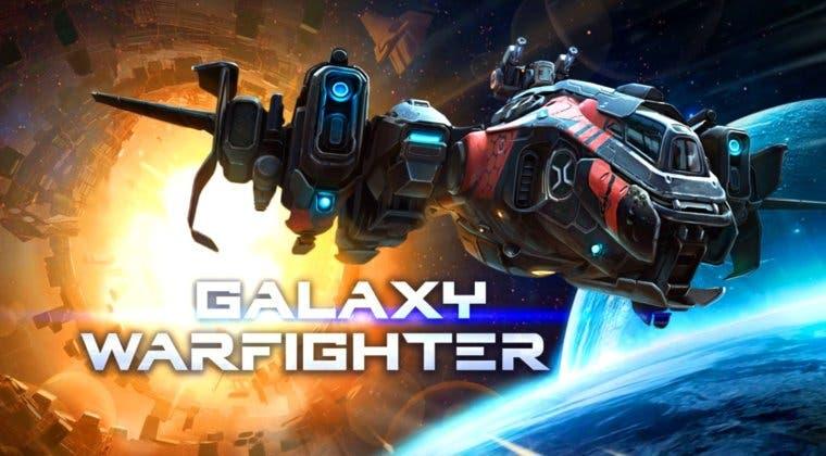 Imagen de Galaxy Warfighter lleva el espíritu de los clásicos de disparos a Nintendo Switch