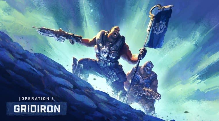 Imagen de Gears 5 recibe su actualización 5.0 y añade Operation 3: Gridiron