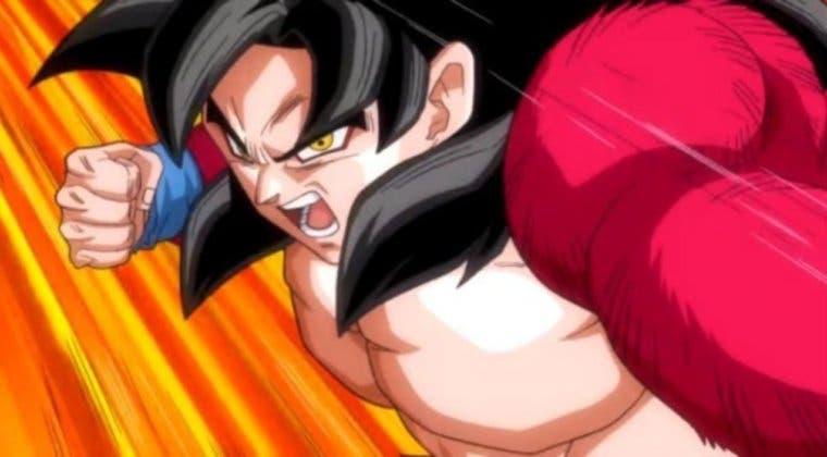 Imagen de Dragon Ball: Así sería Goku SSJ4 como un Dios de la Destrucción