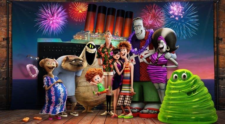 Imagen de Hotel Transilvania: Transformanía se retrasa casi dos meses para llegar a tiempo a Halloween
