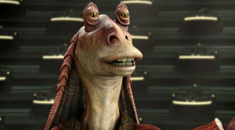 """Imagen de El actor que hizo de Jar Jar Binks cree que las últimas Star Wars """"van en contra de George Lucas"""""""