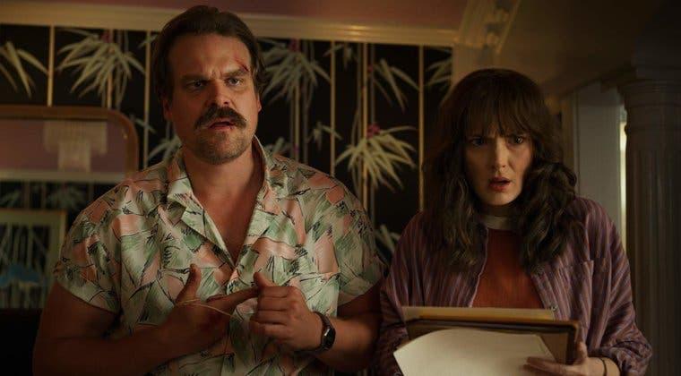 Imagen de La historia de Hopper dará un giro en la temporada 4 de Stranger Things