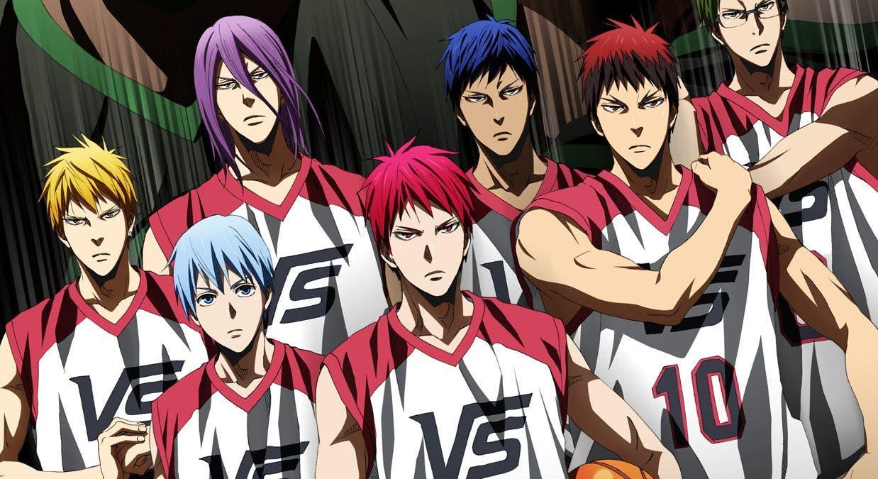 Kuroko no Basket: Temporada 3 argentina estreno netflix