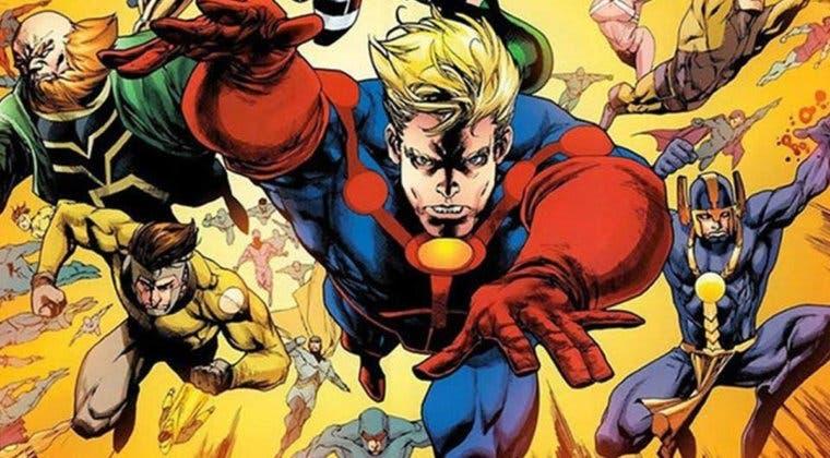 Imagen de Eternos vuelve a ser retrasada por Marvel tras el 'efecto dominó' de Viuda Negra