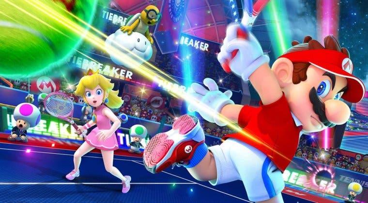 Imagen de Mario Tennis Aces fecha la llegada de Huesitos y recibe importantes novedades con la versión 3.0.0