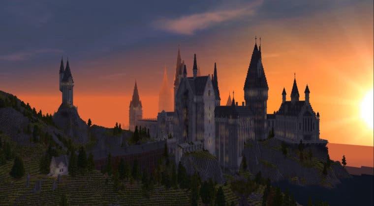 Imagen de Así es Witchcraft and Wizardry, el mundo de Minecraft que enamorará a los fans de Harry Potter