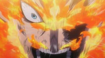 Imagen de My Hero Academia: Endeavor renace en el apoteósico final de la temporada 4