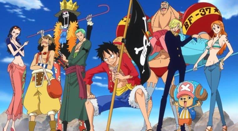 Imagen de One Piece mejora un récord mundial con su manga