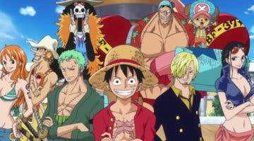 Imagen de One Piece: ¿Por qué Luffy no pone motes a sus compañeros?