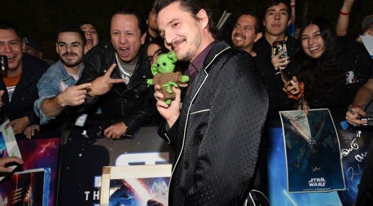 Imagen de The Mandalorian: Pedro Pascal siempre supo que los fans iban a adorar a Baby Yoda